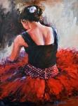 Ballet (acrylic)