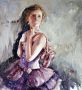 The Lilac Fairy 22x23