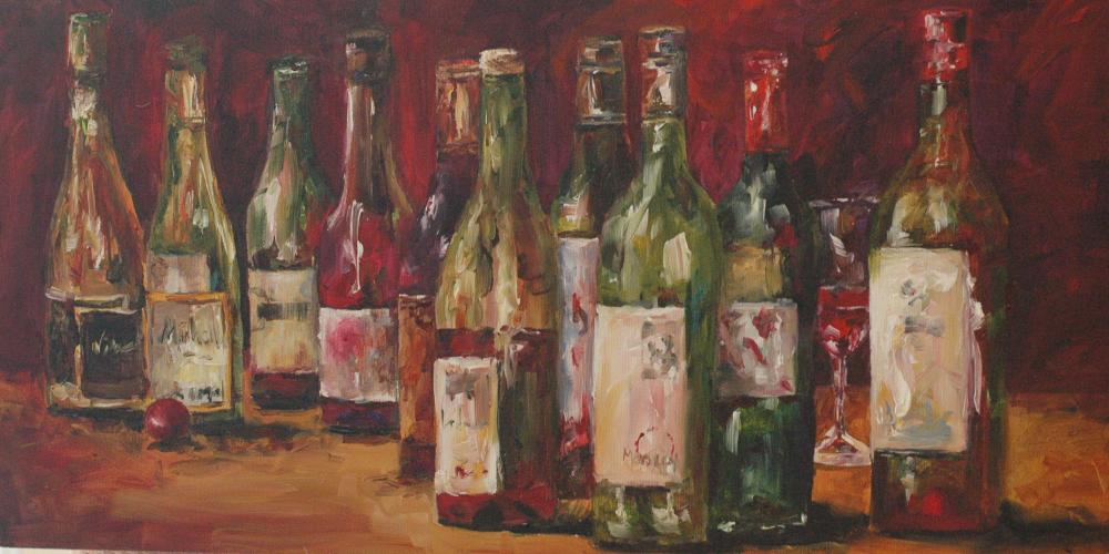 Wine Line II sold